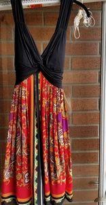 Sleeveless Spring Dress